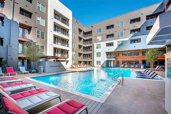 Luxury Dallas Apartment