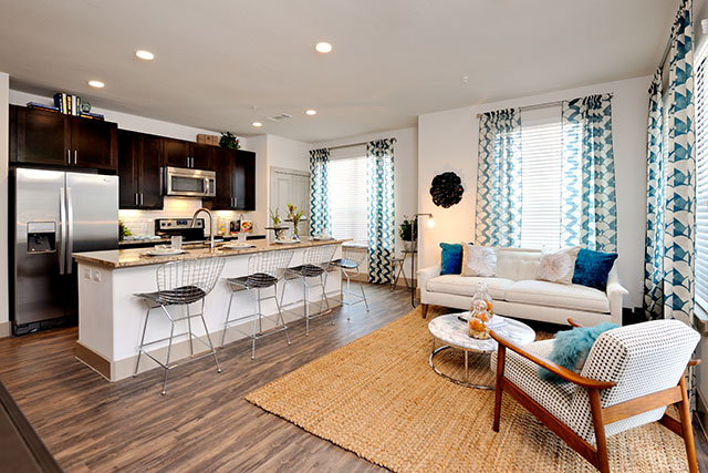 The Woodlands – Spring Lux Apartments for Lease – Some Bad Credit OK