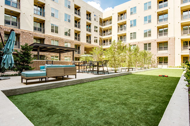 Second Chance Lux Apartments in Houston