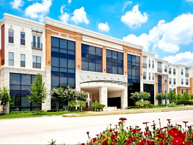 Second Chance Luxury Loft Apartments Energy Corridor