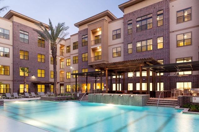 Lease a Lux Apartment in Houston with Bad Credit