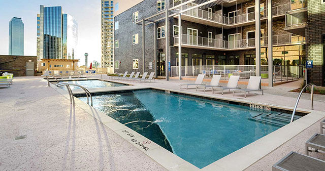 Central Dallas – Downtown Dallas/ West End/ Deep – Uptown/ Oaklawn/ Highland Park – Lux Felony Apartments