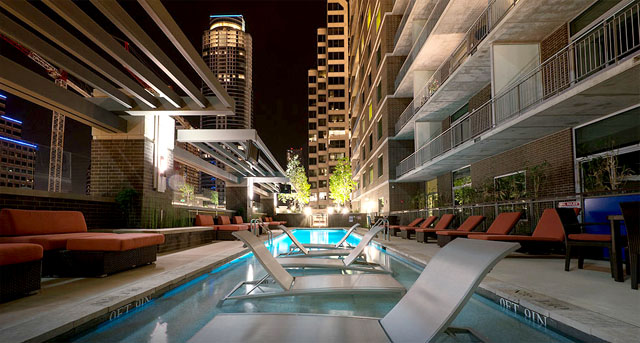 Luxury Austin Apartments that May work with a Felony