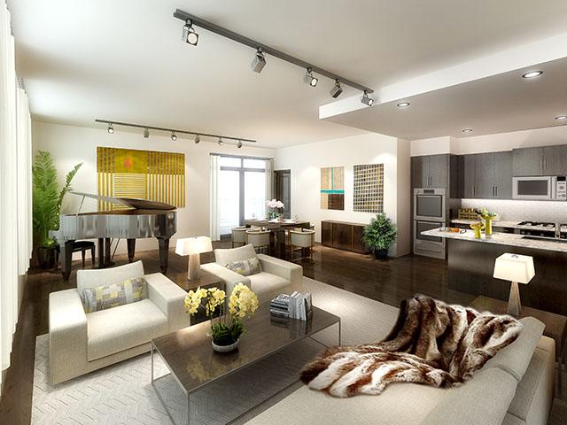 Felony Lux Apartments Inner Loop Houston