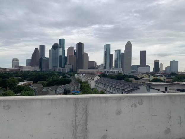 HoustonDownTownSkyline