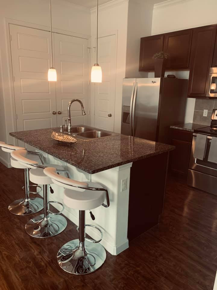4 Bedroom 4 Bath with a Helicopter Pad- Conroe @ The Woodlands Luxury Apartments